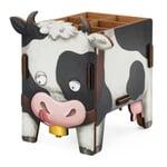 "Pencil Box ""Animal"" by Werkhaus Cow"