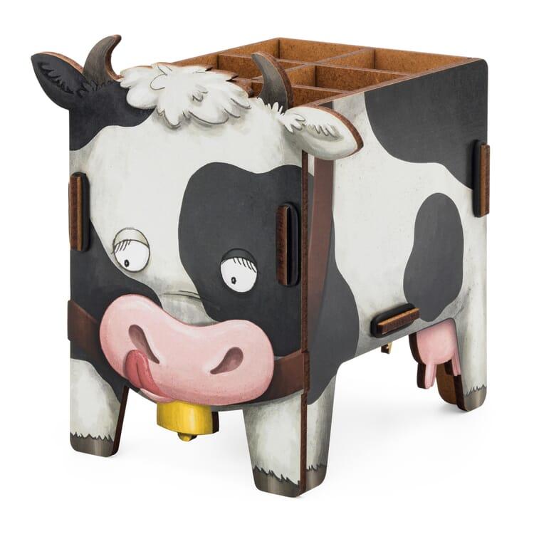 "Pencil Box ""Animal"" by Werkhaus, Cow"