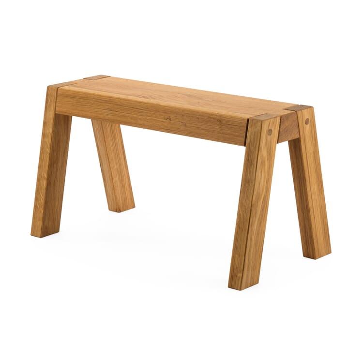 Stool Made of Oak Wood