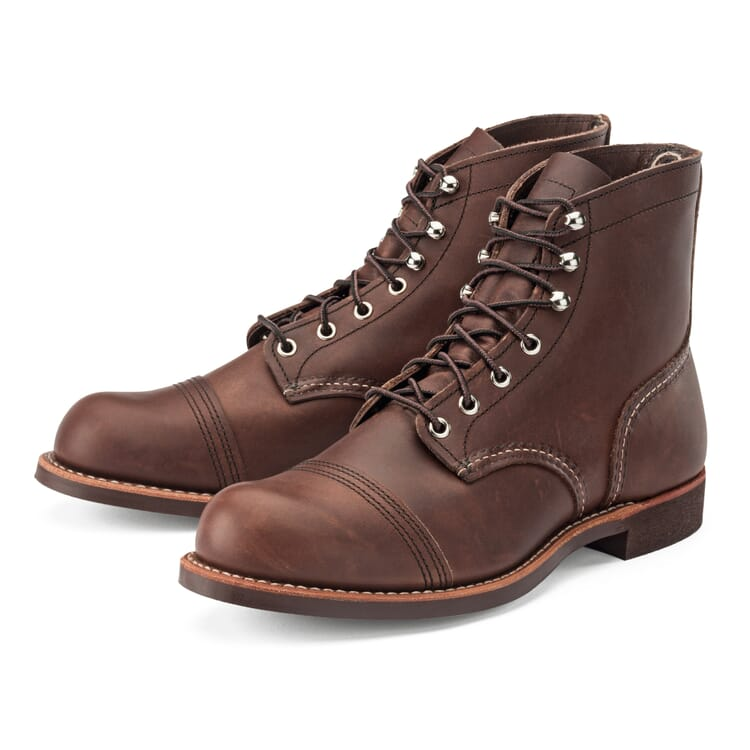 Red Wing 8111 Iron Ranger, Brown