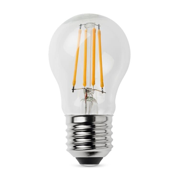 LED-Filament-Kugellampe E27