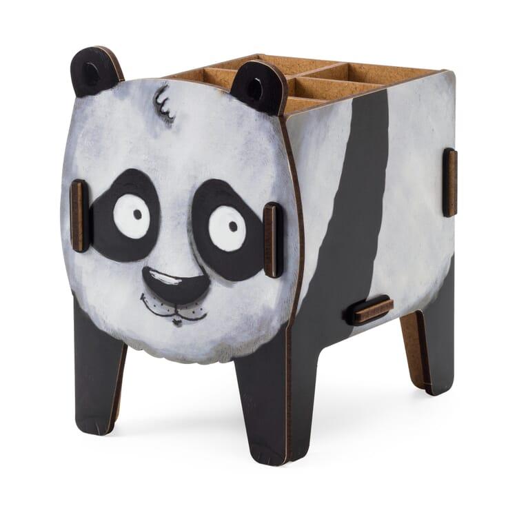 "Pencil Box ""Animal"" by Werkhaus, Panda"
