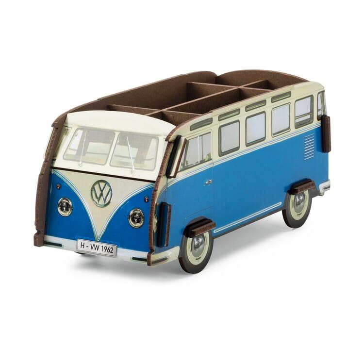 """Pencil Box """"Car"""" by Werkhaus, VW Type2 T1 (Camper)"""