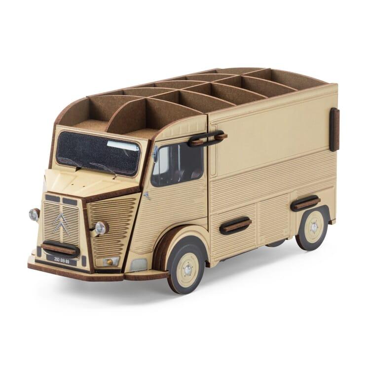 "Pencil Box ""Car"" by Werkhaus, Citroën H Van"