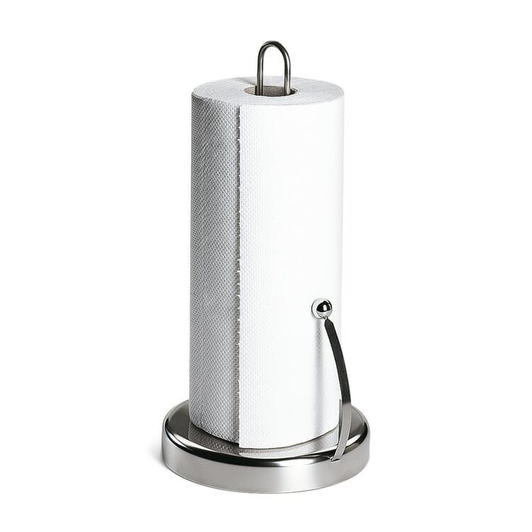 Stand-Küchenrollenhalter Edelstahl