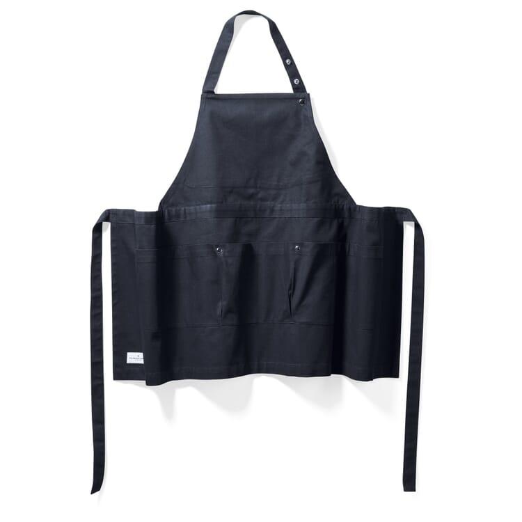 Taschenschürze, Schwarz