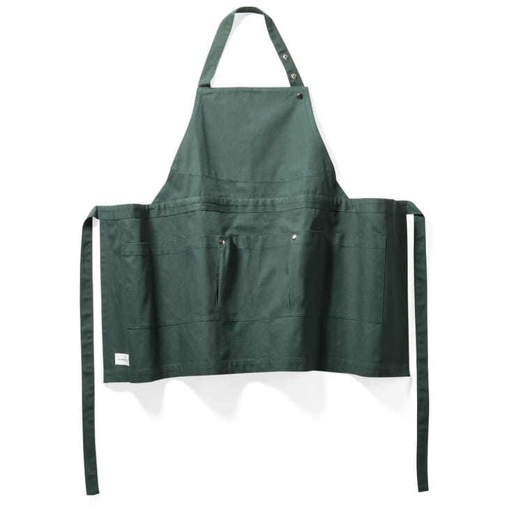 Bip Apron with Pockets, Green