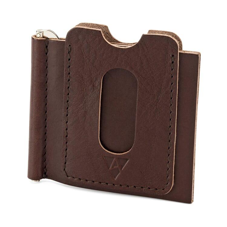 Money clip leather