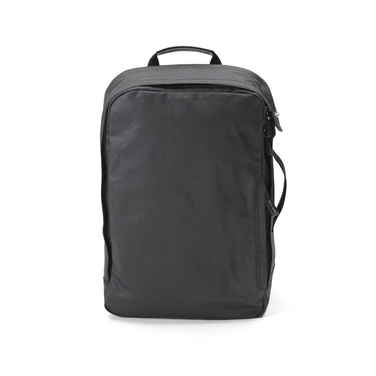 Rucksack Backpack Tiefschwarz