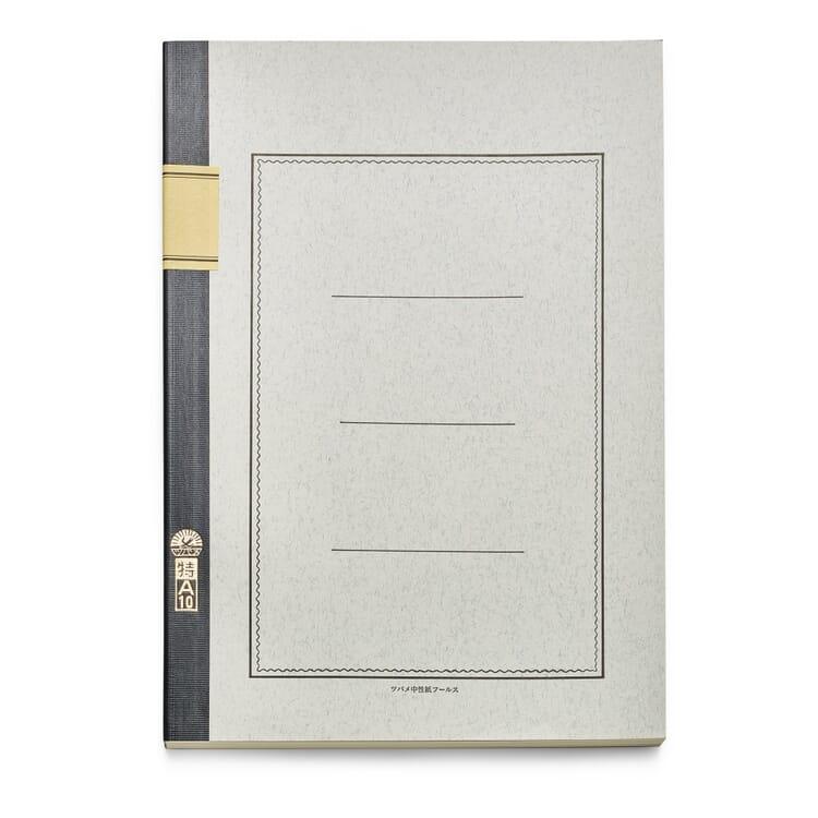 Japanisches Notizheft A4 200 Seiten, liniert