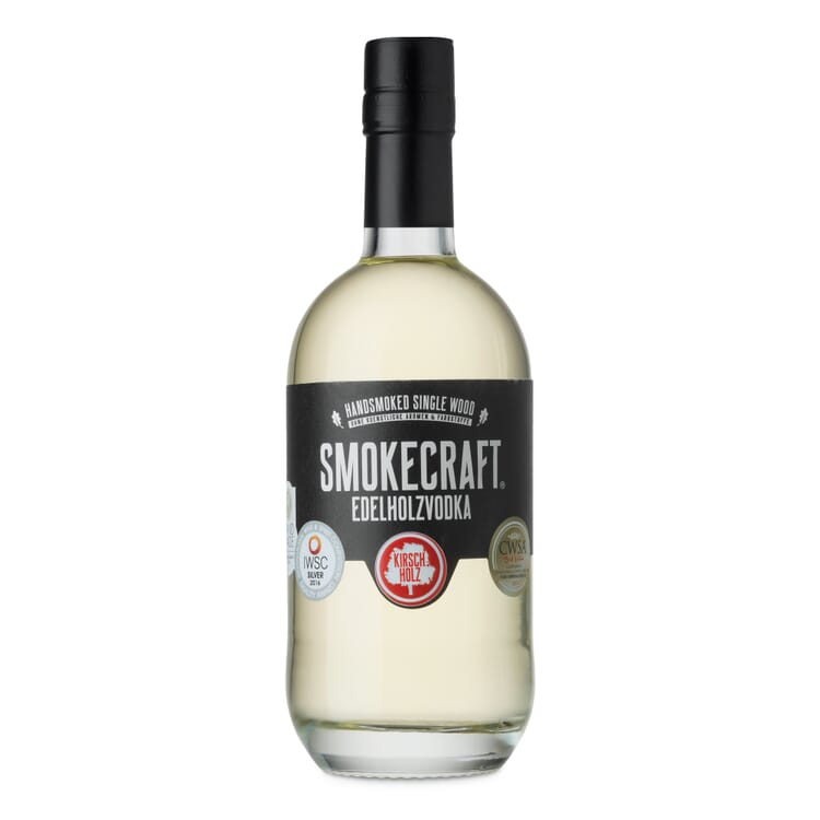 Smokecraft Edelholzvodka Kirschholz