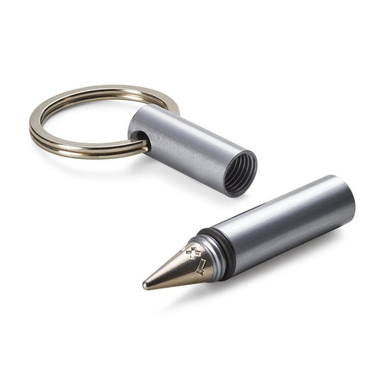 Schlüsselanhänger mit Allwetterschreiber