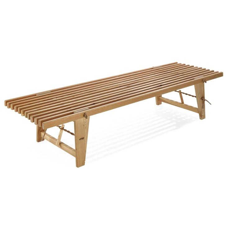 Gartenliege Lärchenholz