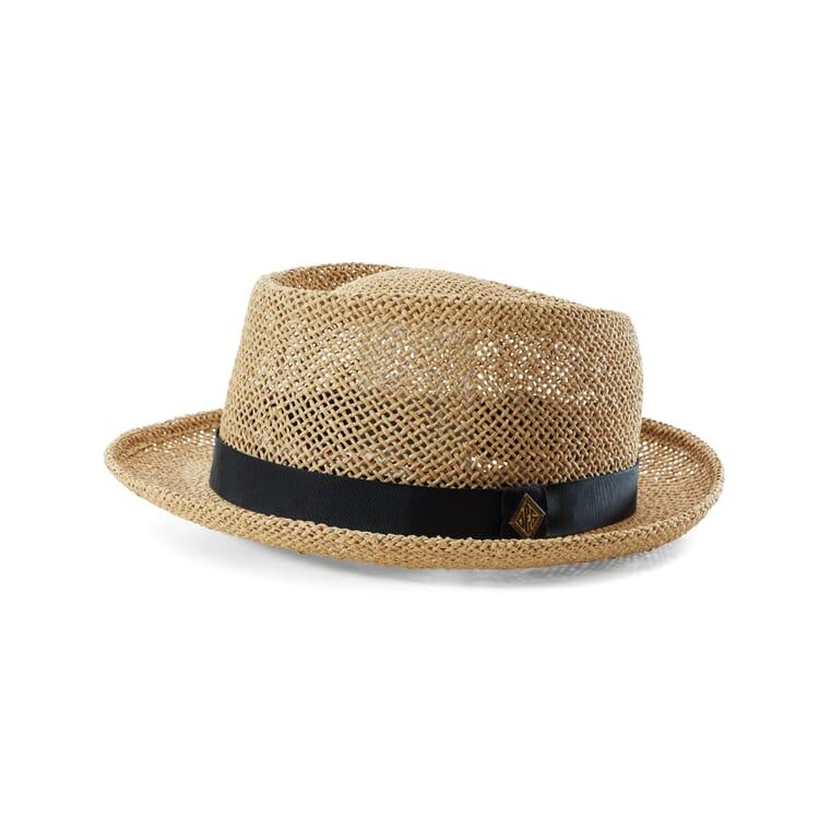 Men's Paper Hat by Diefenthal, Beige