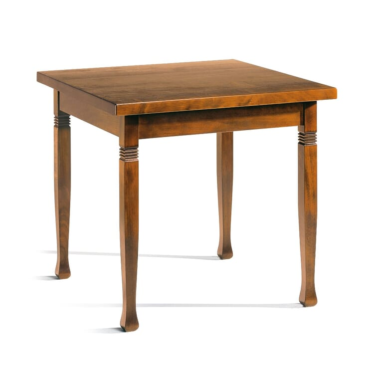 Old Nikolai School Table, 80 x 80 cm