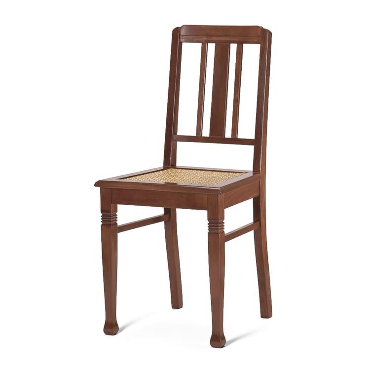 Old Nikolai School Chair, Wicker