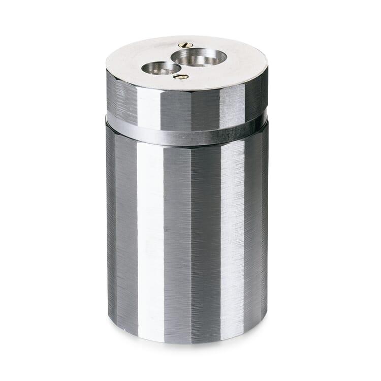 Dux Doppelspitzer-Dose Aluminium