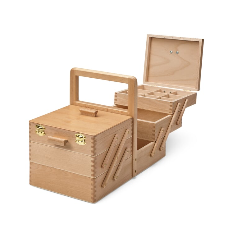 Sewing Box with 5 Drawers