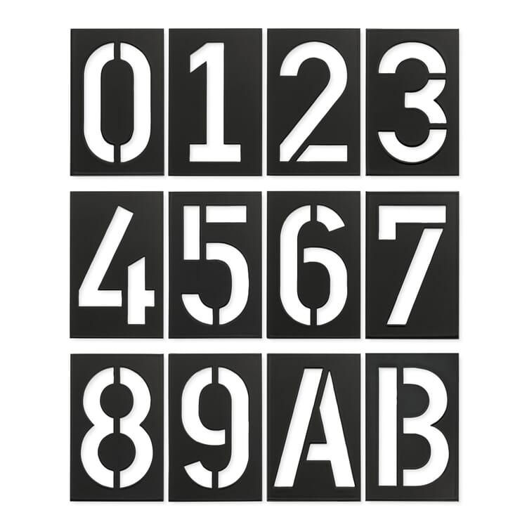 Industrial House Number by Spiekermann