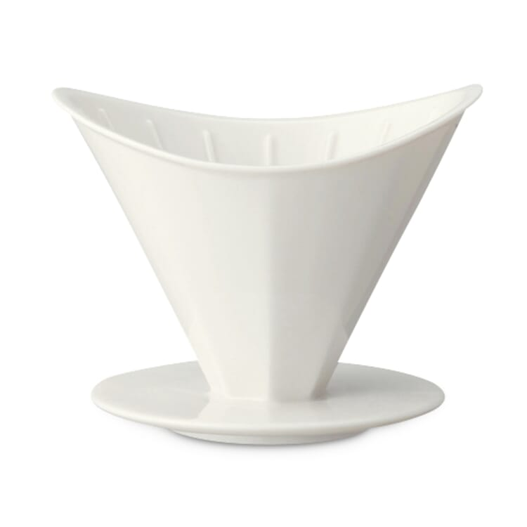 Coffee Filter OCT, White