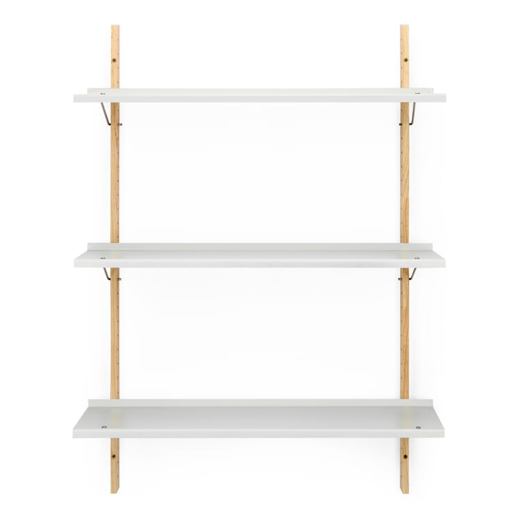 Wall Shelf RM3, Pure White RAL 9010