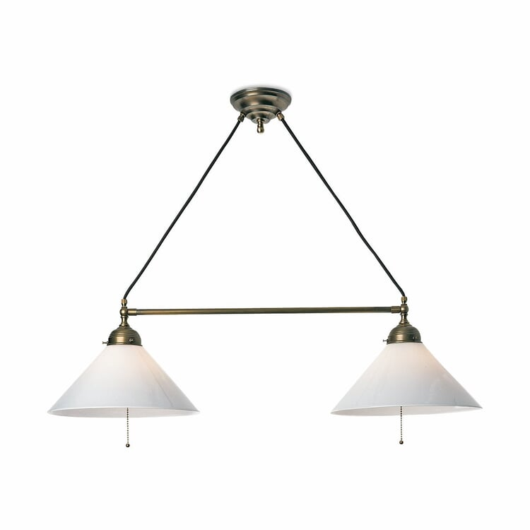 Two-Light Hanging Pendant