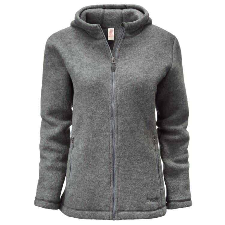 Women's Jacket Made of Merino Fleece by Engel