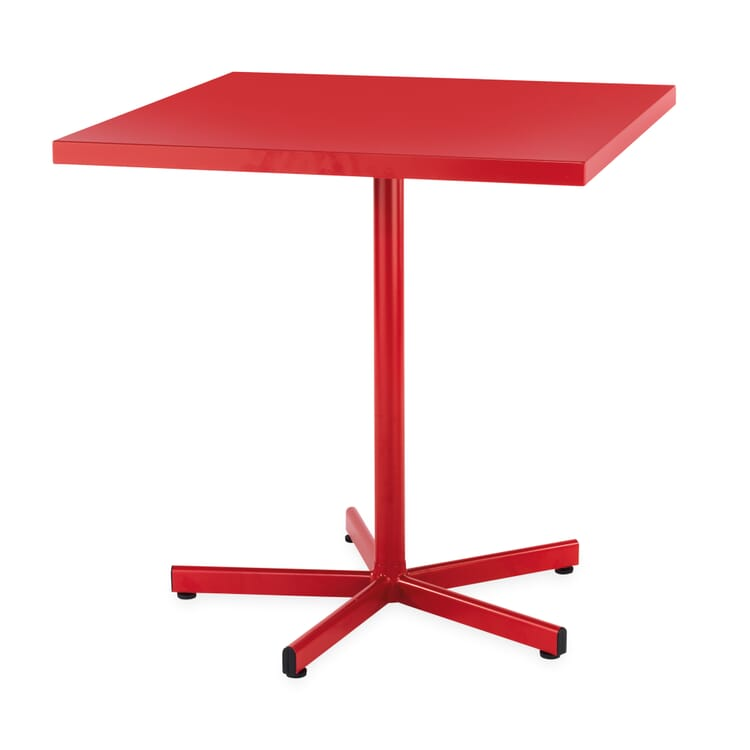 Table Eiger, Red