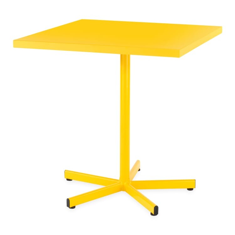 Table Eiger, Yellow