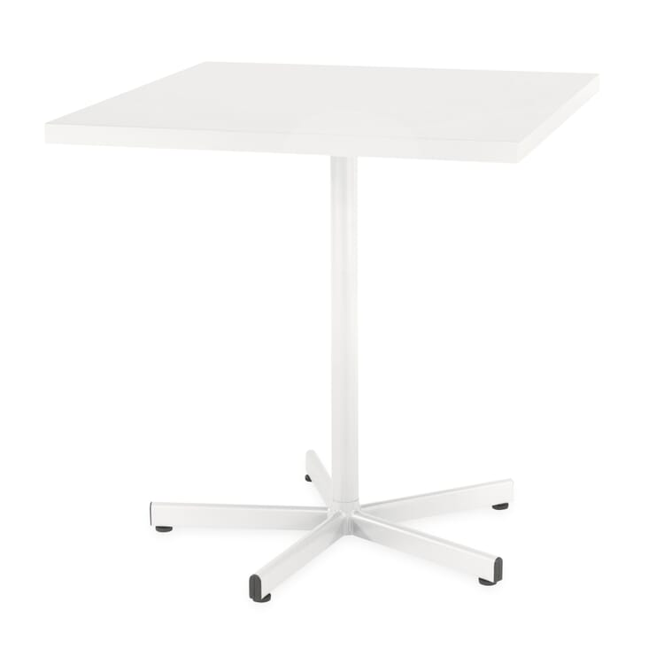 Table Eiger, White