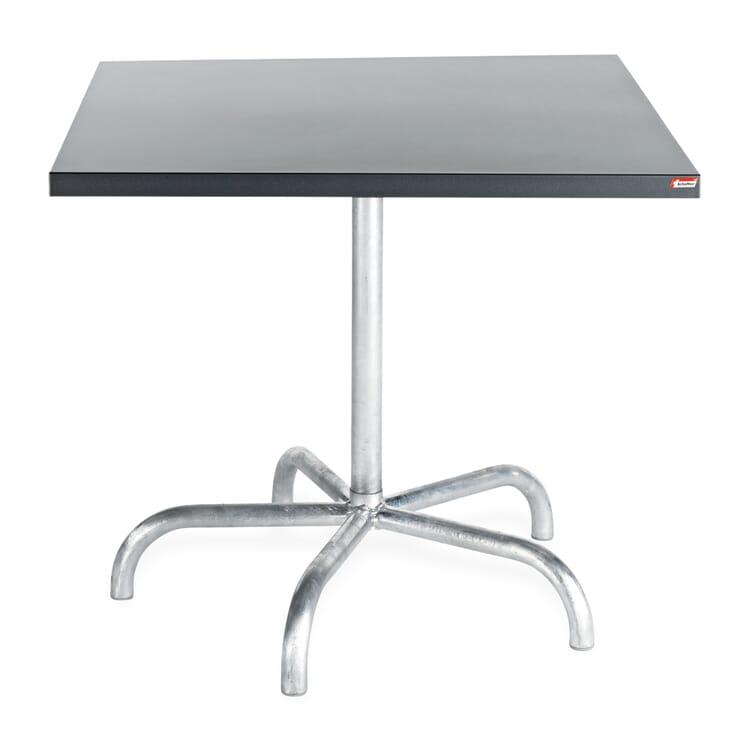 Square Table Säntis, Anthracite