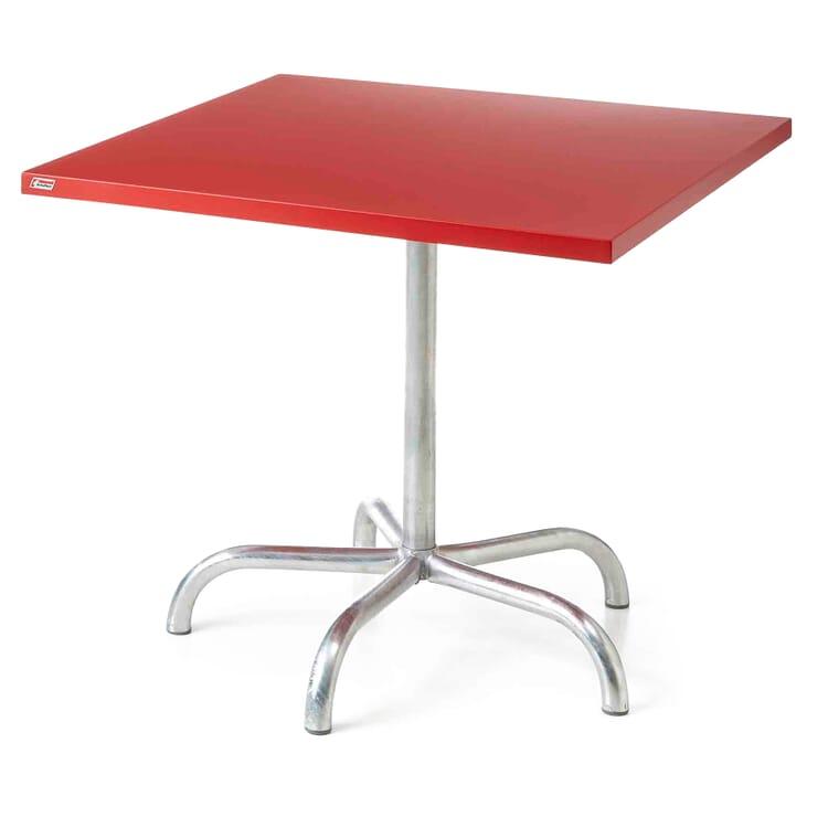 Tisch Säntis, quadratisch