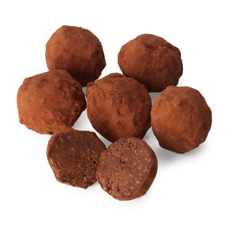 Schokoladen-Tartufi