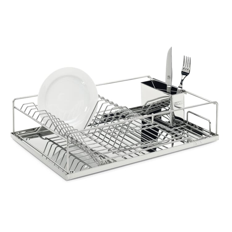 Draining Rack Made of Stainless Steel, Large