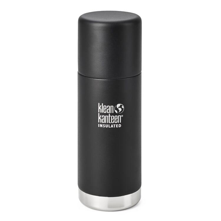 Klean Kanteen® TKPro Vacuum Flask Black, Volume 0.75 l