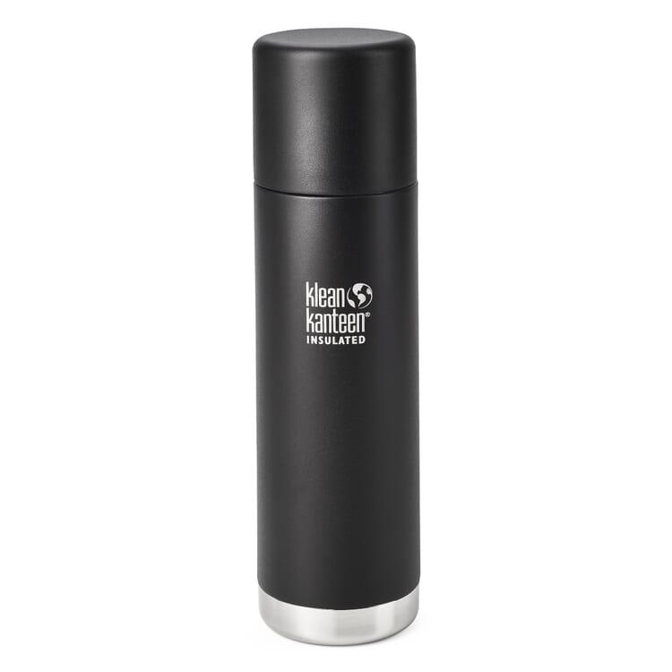 Klean Kanteen® TKPro Vacuum Flask Black, Volume 1 l