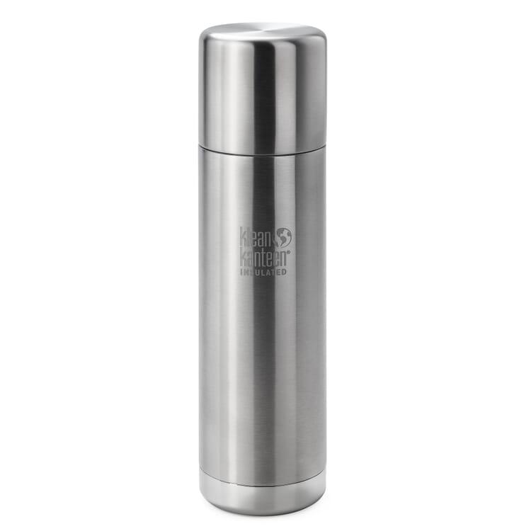Klean Kanteen® TKPro Vacuum Flask Brushed Stainless Steel, Volume 1 l