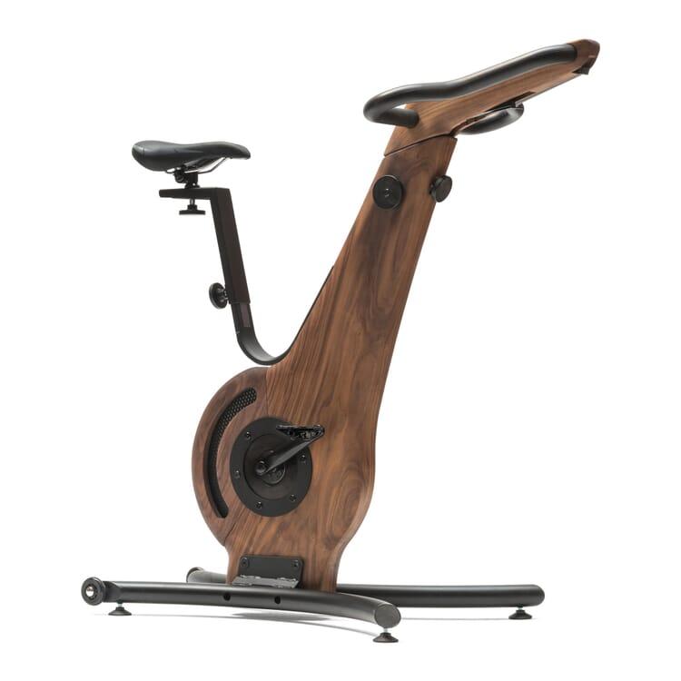 Bicycle Ergometer by Nohrd, Walnut Wood