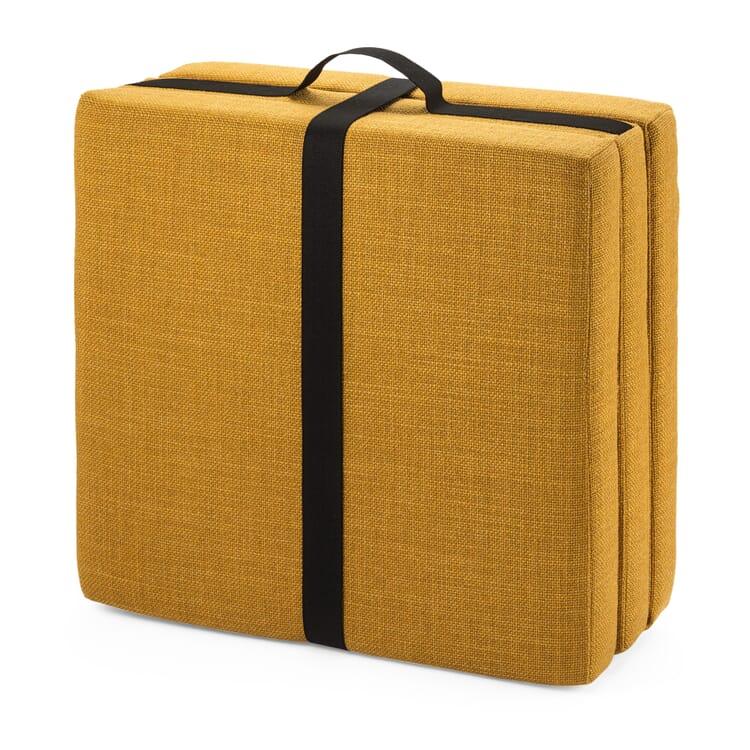 Koffermatratze Flex Plus, Gelb