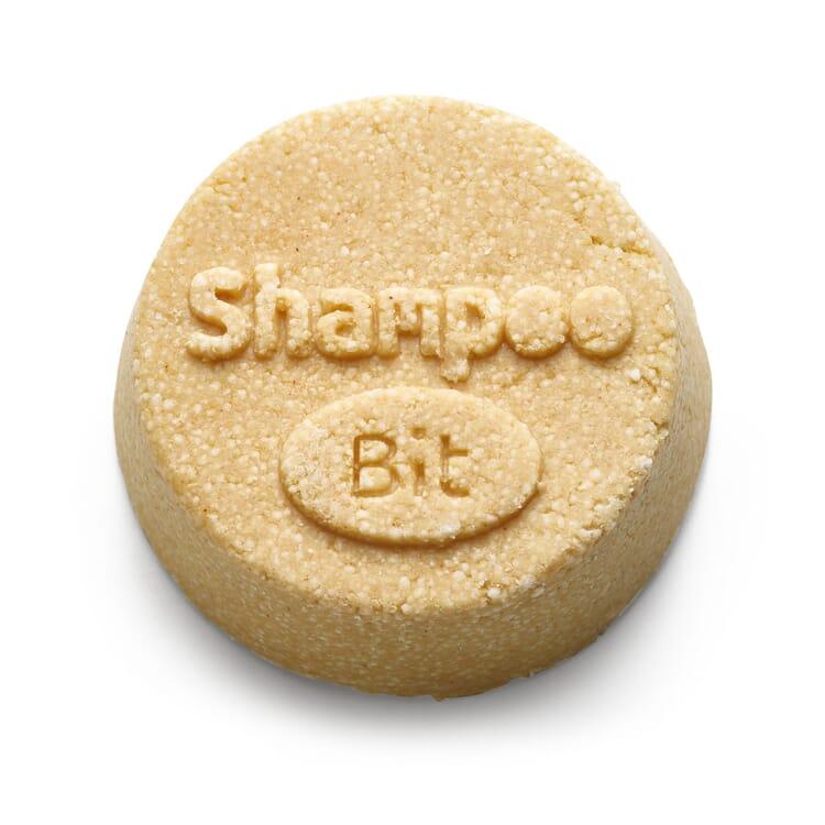 Festes Shampoo, Kornblume-Zitrone