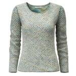 Alma & Lovis Da-Pullover Alpaka Multicolor