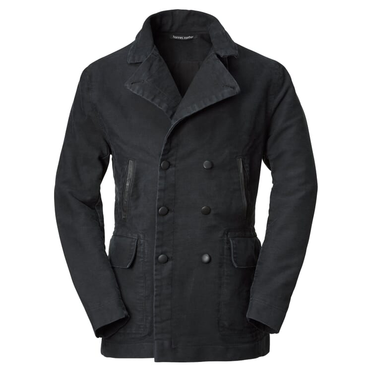 Men's Double-Breasted Jacket by Hannes Roether