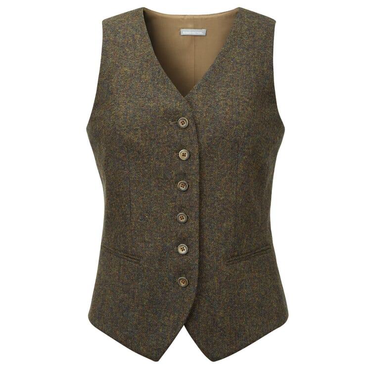 Women's Vest by Manufactum