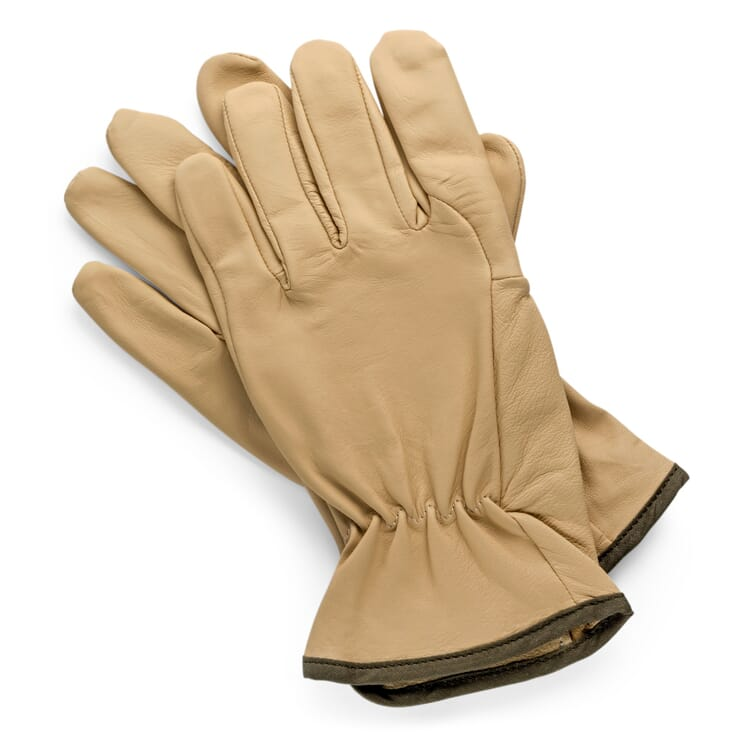 Work Glove Made ofLambskin
