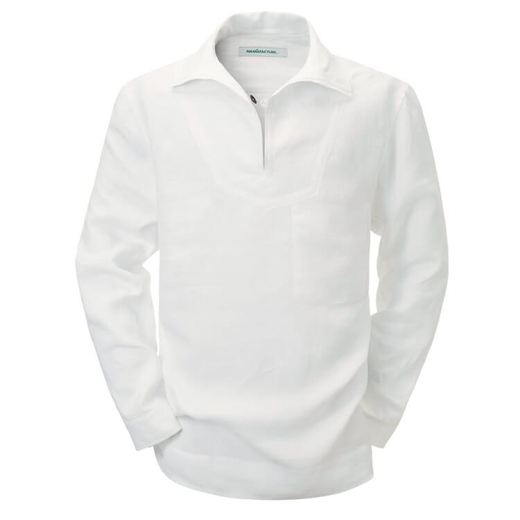 Linen Fisherman's Shirt