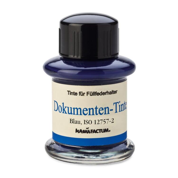 Manufactum Document Ink Blue