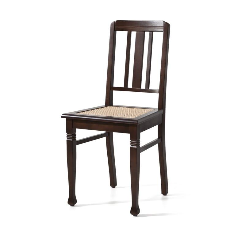 Rabenauer Stuhl, Sitz Geflecht natur