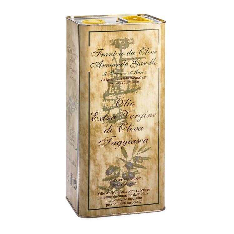 Armando Garello Olive Oil from Liguria 5 l canister