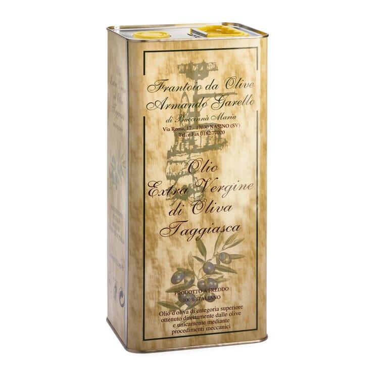 Armando Garello Olive Oil from Liguria, 5 l canister