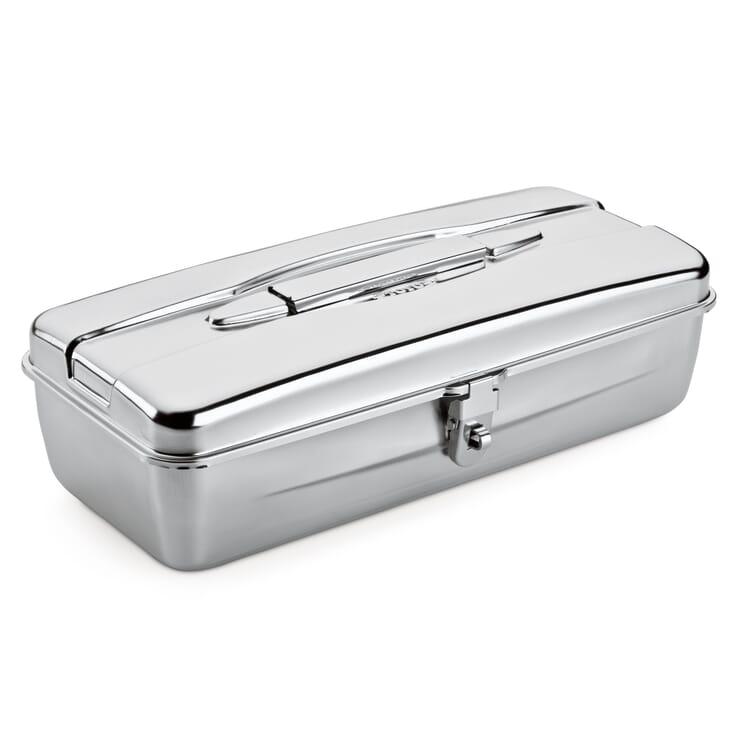 Werkzeugbox Edelstahl
